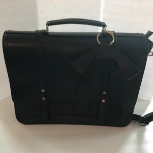 Ecosusi Black Laptop Bag